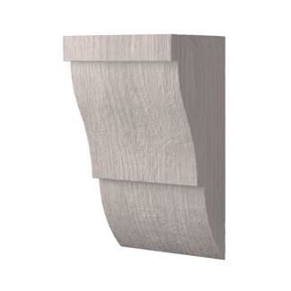 Corbels for faux timber 180х110mm, white wood