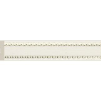 Interior moulding Cosca Wall border 40, white tree, W1040/WS2