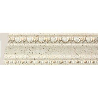 Interior moulding Cosca Ceiling skirting board 90, patina, T90(2)/IV53