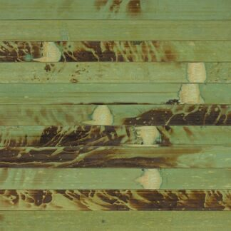 Bamboo wall covering Cosca green tortoise 17, roll 0,9 x 14 m