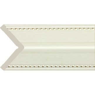 Interior moulding Cosca Angle 45, white tree, C1045/WS2