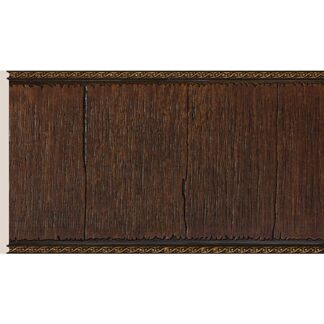 Interior moulding Cosca Decorative wall panel 100, red wood, C10-2