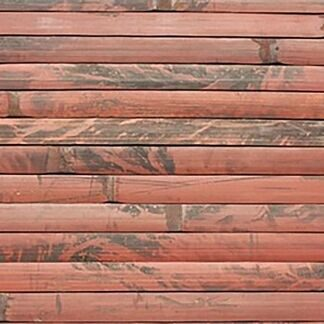 Bamboo wall covering Cosca Mahogany tortoise 17, roll 0,9 x 14 m