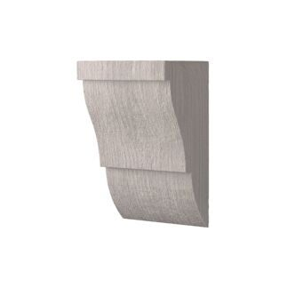 Corbels for faux timber 150х95mm, white wood